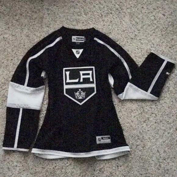 half off 08c20 55f9a LA Kings :: NHL Reebok Jersey :: women's L